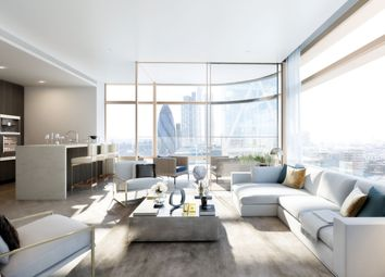 Thumbnail 2 bed flat for sale in Principal Tower, Worship Place, Shoreditch