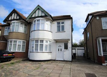 Thumbnail 4 bed semi-detached house for sale in Oakfield Avenue, Kenton