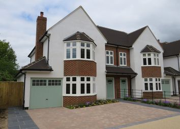 Thumbnail 4 bed semi-detached house for sale in Station Road, Tring