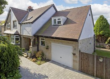 Thumbnail 4 bed semi-detached house for sale in Westroyd, Burley Road, Menston, West Yorkshire