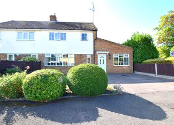Thumbnail 3 bed semi-detached house for sale in Elm Close, Takeley, Bishop's Stortford