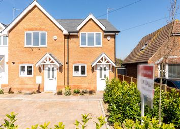 Thumbnail 3 bed end terrace house to rent in Burwood Road, Burwood Park, Hersham, Walton-On-Thames
