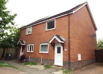 Thumbnail 2 bed property to rent in Yew Tree Road, Attleborough