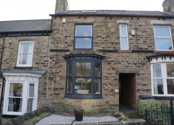 Thumbnail 3 bed terraced house to rent in Springvale Road, Crookes, Sheffield