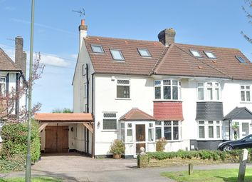 Thumbnail 4 bed semi-detached house for sale in Layhams Road, West Wickham