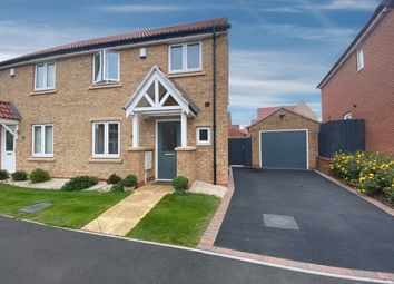 Thumbnail 3 bed semi-detached house for sale in Glen Road, Loughborough, 2