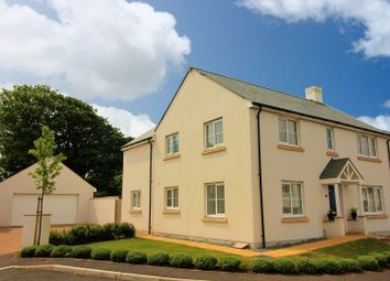 Thumbnail 5 bed detached house for sale in Barton Brake, Wembury, Plymouth
