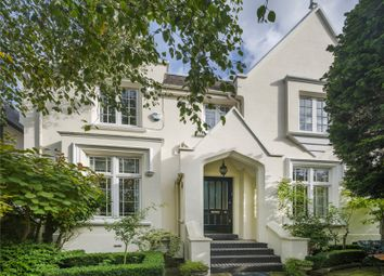 Thumbnail 5 bed detached house for sale in Loudoun Road, London