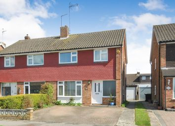 Thumbnail 3 bed semi-detached house for sale in Ash Groves, Sawbridgeworth
