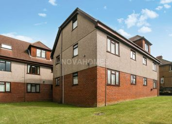 Thumbnail 1 bed flat for sale in Efford Road, Higher Compton