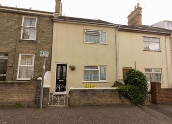 Thumbnail 3 bedroom terraced house for sale in Princes Road, Lowestoft