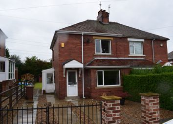 Thumbnail 2 bedroom semi-detached house to rent in Bevin Crescent, Outwood, Wakefield