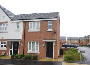 2 bed end terrace house for sale in St. Stephens Gardens, Wolverhampton Street, Willenhall WV13