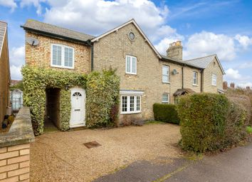 Thumbnail 4 bed cottage to rent in Garden Walk, Royston
