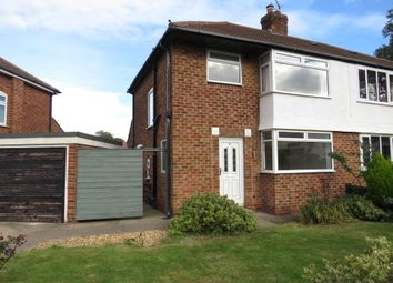 Thumbnail 3 bed semi-detached house for sale in Firs Avenue, Bebington, Wirral