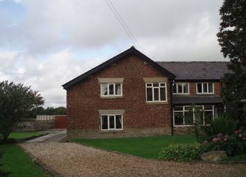 Thumbnail 3 bed semi-detached house to rent in Cat'n Th' Window Farm, Almond Brook Road, Standish