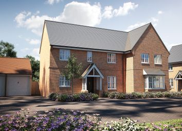 "Thumbnail 3 bed semi-detached house for sale in ""The Trelissick"" at Brampton Lane, Chapel Brampton, Northampton"