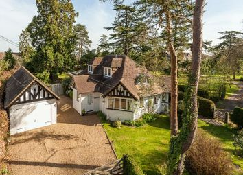 Thumbnail 4 bed detached house for sale in Crook Road, Brenchley, Tonbridge