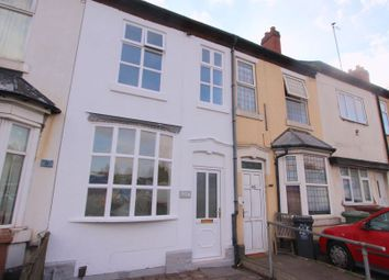 Thumbnail 2 bed terraced house for sale in Darlaston Road, Walsall