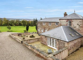 Thumbnail 2 bedroom terraced house for sale in The Clock House, 9 Arthurstone House, Meigle, Blairgowrie