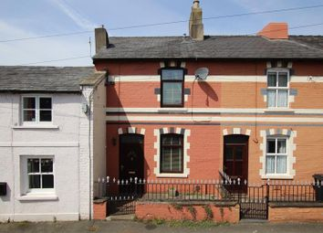 Thumbnail 3 bed terraced house for sale in Talbot Terrace, Newmarch Street, Llanfaes, Brecon