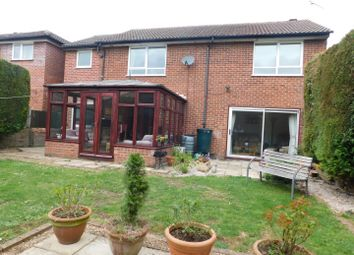 Thumbnail 4 bed detached house for sale in Polstead Close, Stowmarket