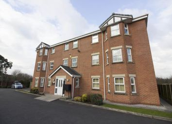 Thumbnail 1 bedroom flat to rent in 12 26 Garden Vale, Leigh, Manchester