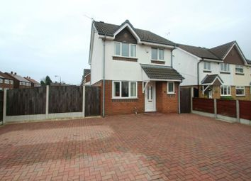 Thumbnail 3 bed detached house to rent in Marthall Drive, Sale