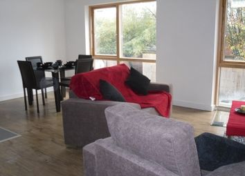 Thumbnail 1 bedroom flat to rent in Stockwell Gate, Mansfield