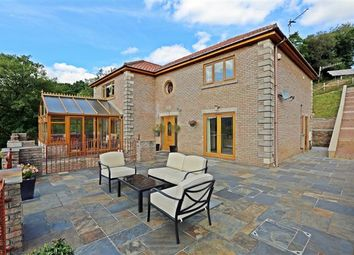 Thumbnail 4 bed detached house for sale in Dynea Lane, Rhydyfelin, Pontypridd