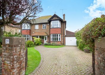 Thumbnail 4 bed semi-detached house for sale in Lansdowne Road, Worthing