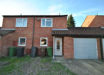 Thumbnail 2 bed semi-detached house for sale in Richmond Road, Costessey
