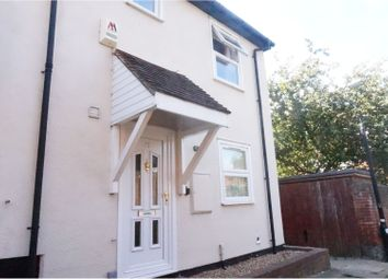 Thumbnail 3 bed terraced house to rent in Ball Alley, Colchester