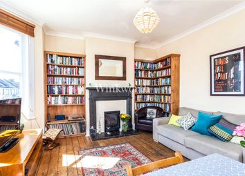 Thumbnail 2 bedroom flat for sale in Harringay Road, Harringay, London