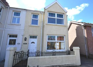 Thumbnail 3 bed semi-detached house for sale in Stratford Road, Milford Haven