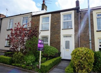 Thumbnail 4 bed terraced house for sale in Rhiwderin, Newport