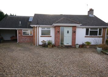 Thumbnail 4 bed detached bungalow for sale in Highmoor Close, Corfe Mullen, Wimborne
