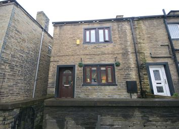 Thumbnail 2 bed end terrace house for sale in Bradford Road, Bailiff Bridge, Brighouse