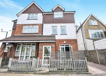 Thumbnail 1 bed detached house to rent in Court Road, London