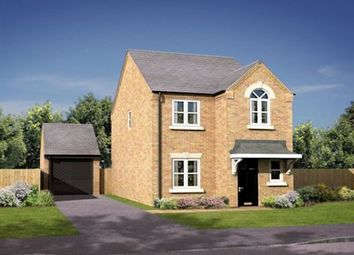 Thumbnail 3 bed detached house for sale in The Didsbury, William Nadin Road, Swadlincote, Derby