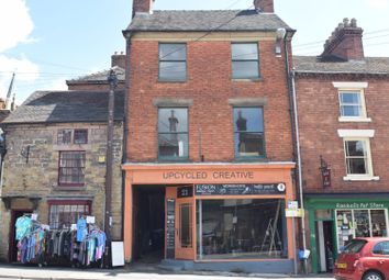 Thumbnail 3 bed property for sale in St. Johns Street, Wirksworth, Matlock