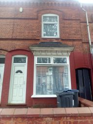 3 bed terraced house to rent in Pretoria Road, Birmingham B9