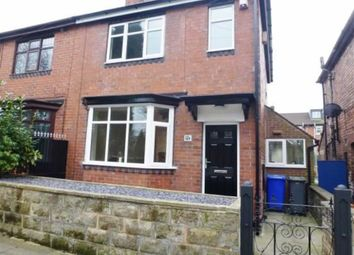 Thumbnail 2 bed semi-detached house for sale in Beville Street, Fenton, Stoke-On-Trent