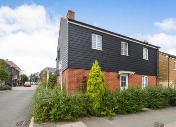 Thumbnail 4 bed detached house for sale in Damara Way, Kingsnoth, Ashford, Kent