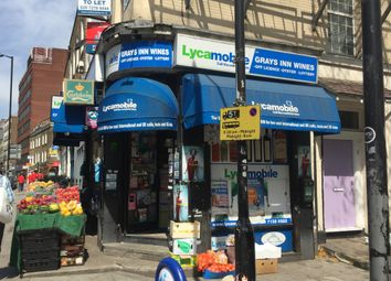 Thumbnail Retail premises to let in Grays Inn Road, Kings Cross, London