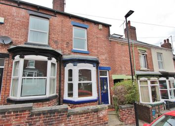 Thumbnail 3 bed terraced house for sale in Penrhyn Road, Hunters Bar, Sheffield