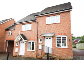 Thumbnail 2 bedroom semi-detached house to rent in Chertsey Street, Fleet