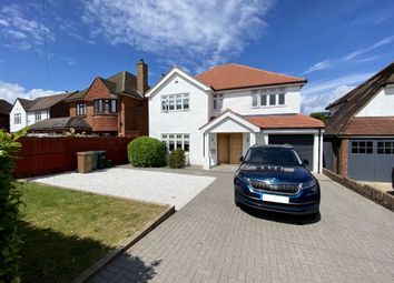 Thumbnail 5 bedroom detached house to rent in Ruden Way, Epsom Downs