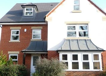 Thumbnail 6 bed detached house to rent in Cirrus Drive, Shinfield, Reading