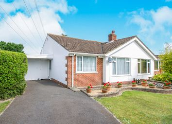 Thumbnail 2 bedroom semi-detached bungalow for sale in Forest View Drive, Wimborne